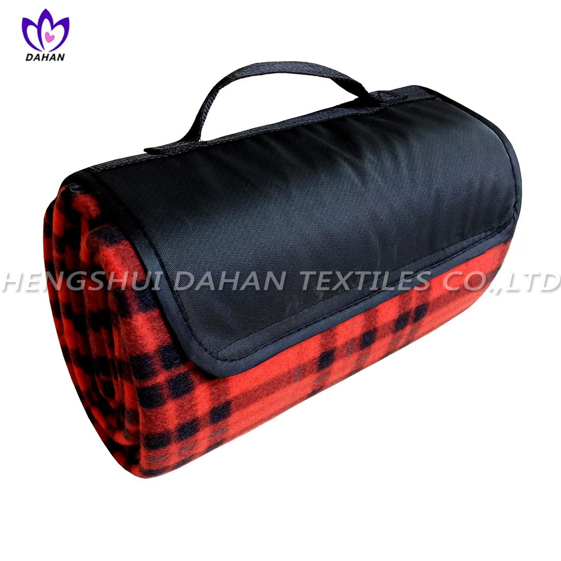 Picnic blanket waterproof picnic mat with printing.PM16
