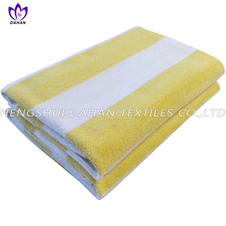 100%cotton plain colour stripe bath towel. CT53
