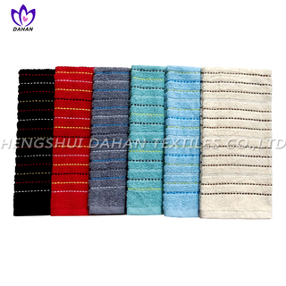 410CR Cotton yarn dyed kitchen towel.