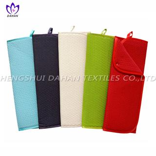 WX240-5 100%polyester plain colour dish drying mat.
