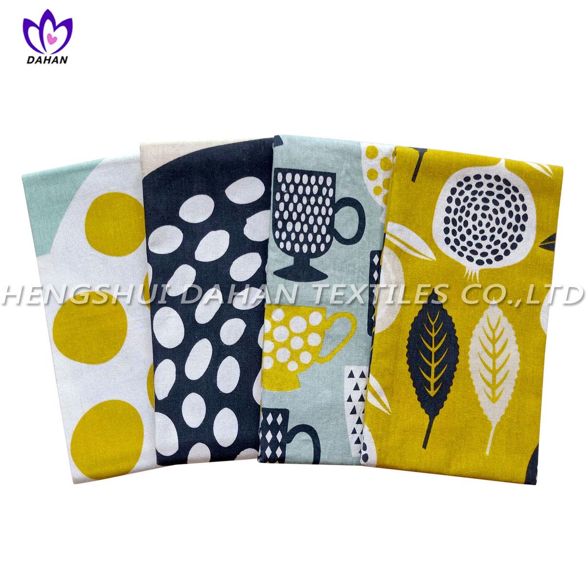 PR27 100%cotton printing tea towel,kitchen towel.