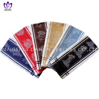408 100%cotton jacquard weave tea towel,kitchen towel.