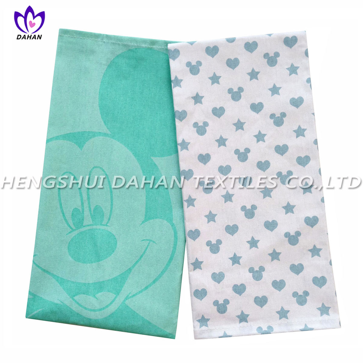 PR16 100%cotton printing tea towel,kitchen towel.