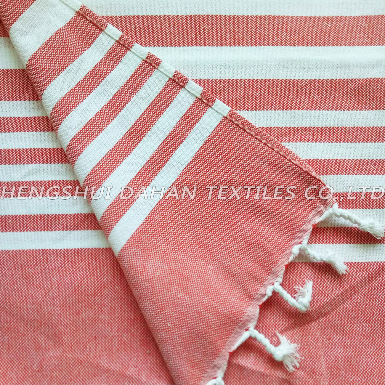100%Cotton fouta towel, yarn dyed blanket. BK07