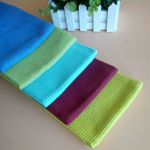 100%cotton solid color tea towel ,kitchen towel DY1608