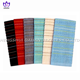 410CR 100%cotton yarn dyed kitchen towel.
