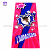 WX100 Microfiber printing beach towel-rectangle.