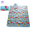 Picnic blanket waterproof picnic mat with printing.PC21