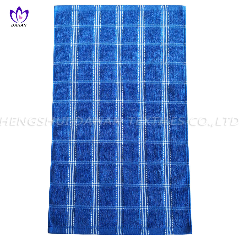 0961 Cotton Yarn-dyed Kitchen towels 3-Pack.