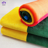 BC09 Rainbow stripe Coral fleece Bedclothes 3pack.