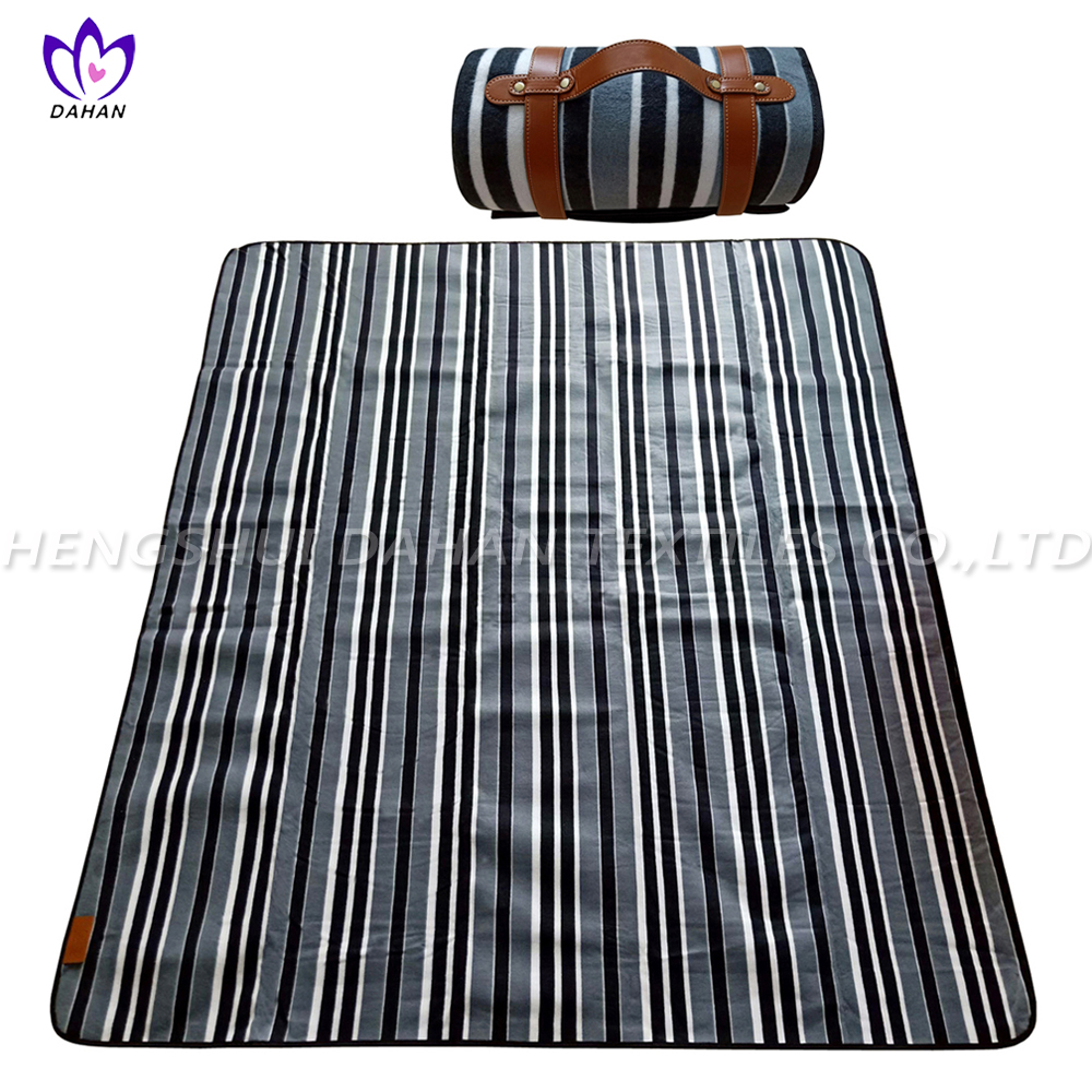 Picnic blanket waterproof picnic mat with printing.PC06