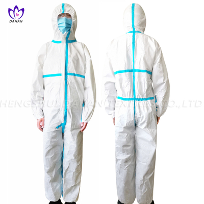 Sterile disposable protective clothing. EPP03