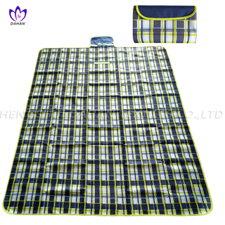 Picnic blanket waterproof picnic mat with printing.PC26